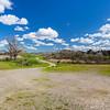 Levee Trail. Shadow Cliffs Regional Park - Pleasanton, CA, USA