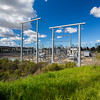 Power Transformer Station. Shadow Cliffs Regional Park - Pleasanton, CA, USA