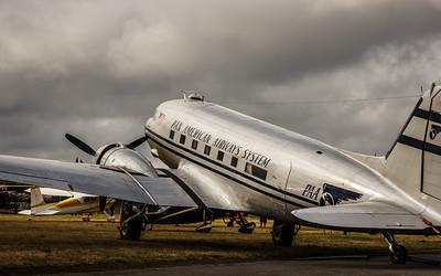 Pan Am DC3