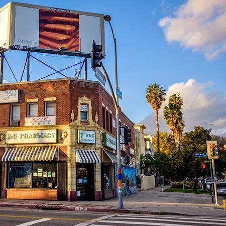 2016 The Billboard Creative - Los Angeles, California