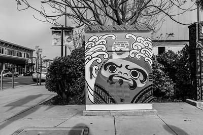 Japantown (NiHonMaChi) - San Jose, CA, USA