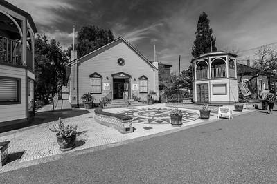 Portuguese Historical Museum. History Park at Kelley Park - San Jose, CA, USA