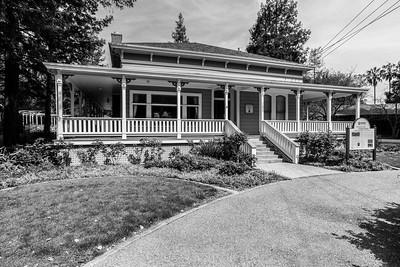 History Park at Kelley Park - San Jose, CA, USA