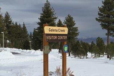 Galena Creek Recreation Area - Reno, NV, USA