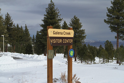 Galena Creek Recreation Area - Reno, NV, USA