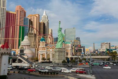 New York New York. Las Vegas, NV, USA