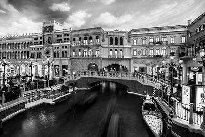 Grand Canal Shoppes. Las Vegas, NV, USA