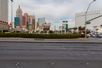 The Strip. Las Vegas, NV, USA