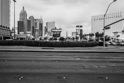 The Strip. Las Vegas, NV, USA