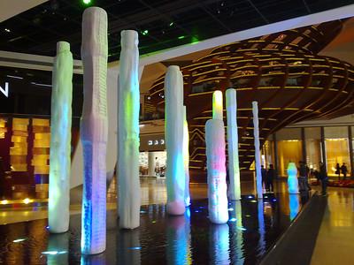 Inside a mall. Las Vegas, NV, USA