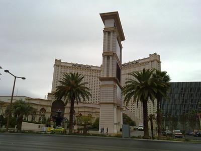 Monte Carlo Hotel. Las Vegas, NV, USA