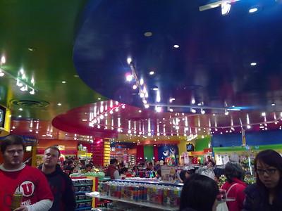M&M's World. Las Vegas, NV, USA