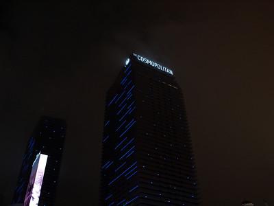 The Cosmopolitan. Las Vegas, NV, USA