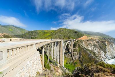 Bixby Creek Bridge - Monterey, CA, USA