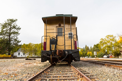 Train. Trip to Napa. St. Helena, CA