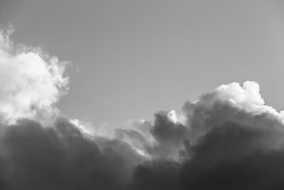 Sunset. Clouds. Pleasanton, CA, USA