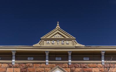 Flagstaff Hotel and Bank