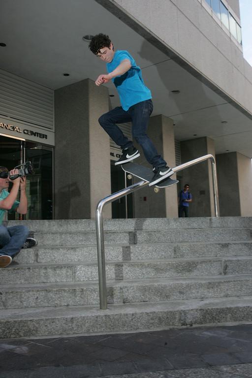 Boston, Skateboarding, Sports
