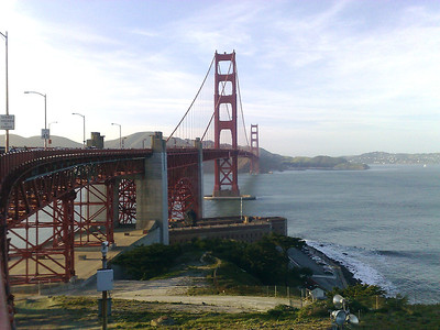 Golden Gate Bridge - San Francisco, CA, USA