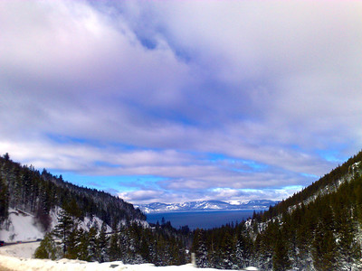 Lake Tahoe - CA/NV, USA