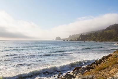 False Klamath Cove. Klamath, CA, USA