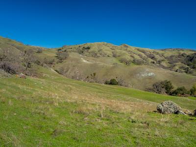 Sunol Regional Wilderness. Sunol, CA, USA