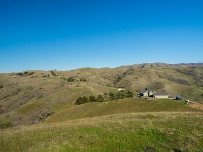 Cerro Este Road. Sunol Regional Wilderness. Sunol, CA, USA