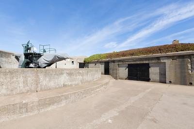 Battery Chamberlin - San Francisco, CA, USA