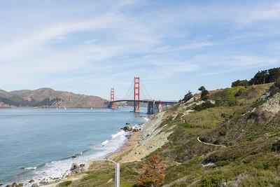 Baker Beach - San Francisco, CA, USA