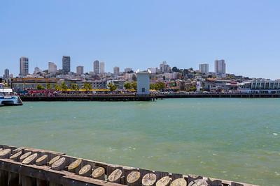 Pier 41 - San Francisco, CA, USA