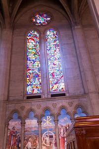 Grace Cathedral. San Francisco, CA, USA