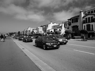 Marina Blvd. San Francisco Bay Trail. San Francisco, CA, USA