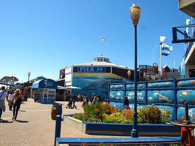 Pier 39 - San Francisco, CA, USA