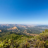 San Rafael, CA<br /> <br /> Photo shot on East Peak near or along the trail up to East Gardner Fire Lookout. Mt. Tamalpais State Park - Marin County, CA, USA