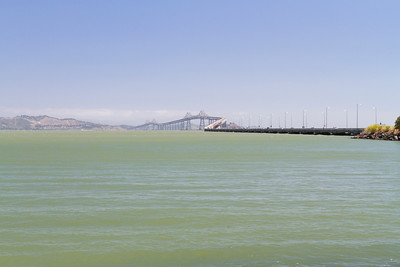 Richmond-San Rafael Bridge - San Rafael, CA, USA