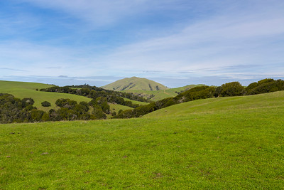 Bolinas Ridge Trail - Lagunitas, CA, USA