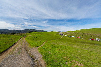 Bolinas Ridge Trail - Lagunitas, CA, USA