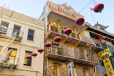 Chinatown - San Francisco, CA, USA