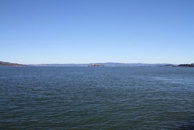 Alcatraz Island - Torpedo Wharf - San Francisco, CA, USA