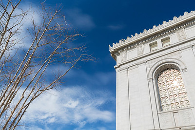 Asian Art Museum. Fulton Street (Between United Nations Plaza & Civic Center Plaza) - San Francisco, CA, USA