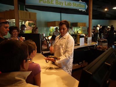 Aquarium by the Bay - Pier 39 - San Francisco, CA, USA