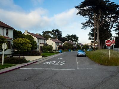 Storey Avenue. San Francisco, CA, USA