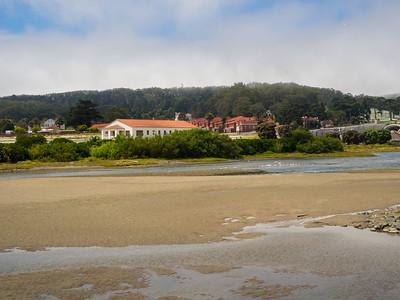 Crissy Field Marsh. Crissy Field. San Francisco, CA, USA