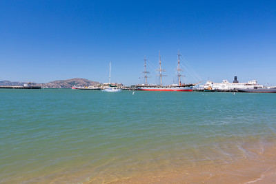 Aquatic Park - San Francisco, CA, USA