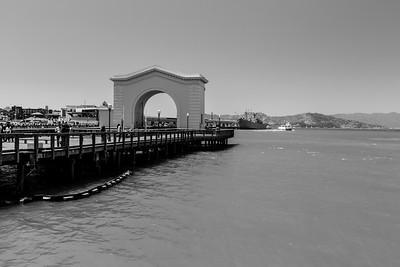 Near Pier 41 - San Francisco, CA, USA