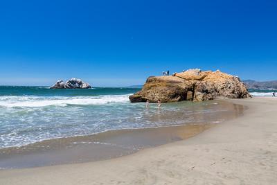 Sutro Baths - San Francisco, CA, USA