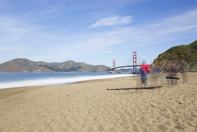 Baker Beach - San Francisco, CA, USA
