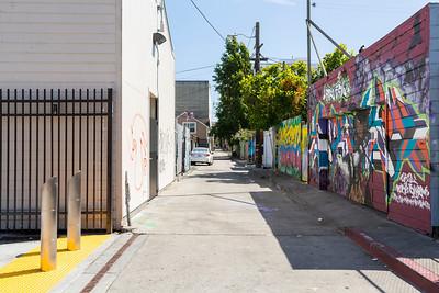 Mission District. San Francisco, CA, USA