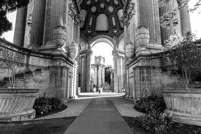 Palace of Fine Arts - San Francisco, CA
