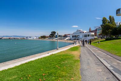 Aquatic Park. San Francisco, CA